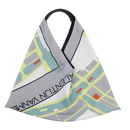 Original printed azuma tote Bag
