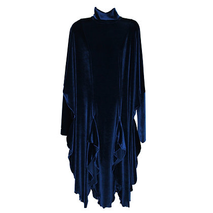 Jellyfish Velour DRESS