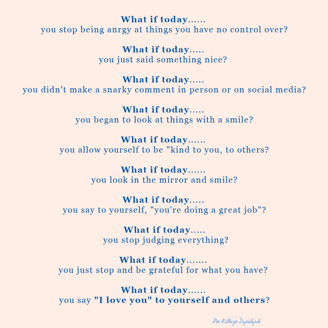 How do we change our attitudes?