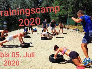 "Trainingscamp ""am Filzteich"" 2020"