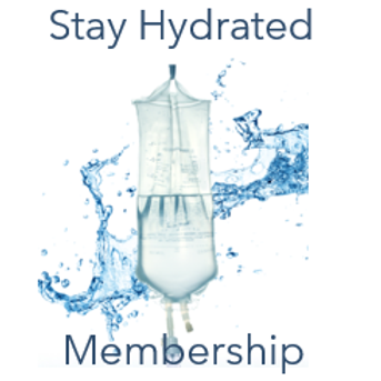 Stay Hydrated Membership