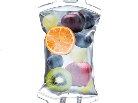 What is IV Hydration & Vitamin Therapy?