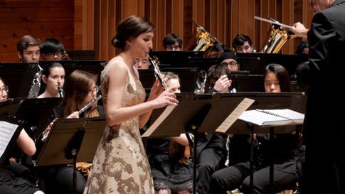 Nikolai Rimsky-Korsakov: Variations on a Theme by Glinka for Oboe and Military Band