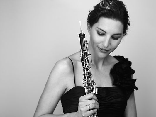 Erin Banholzer, professional oboist
