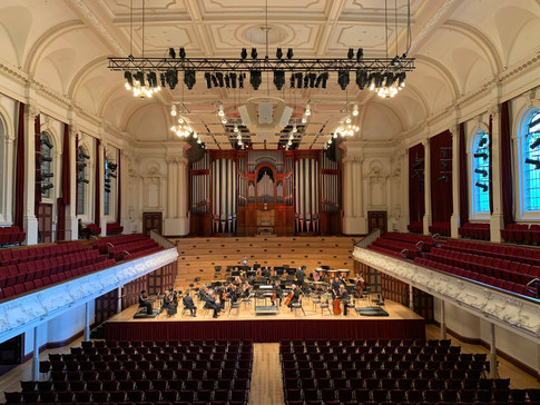 On Tour with the New Zealand Symphony Orchestra