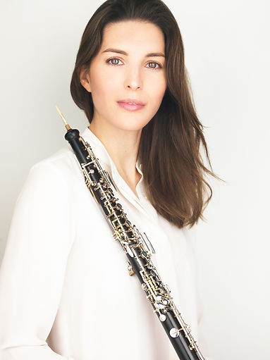 Erin Banholzer, oboe