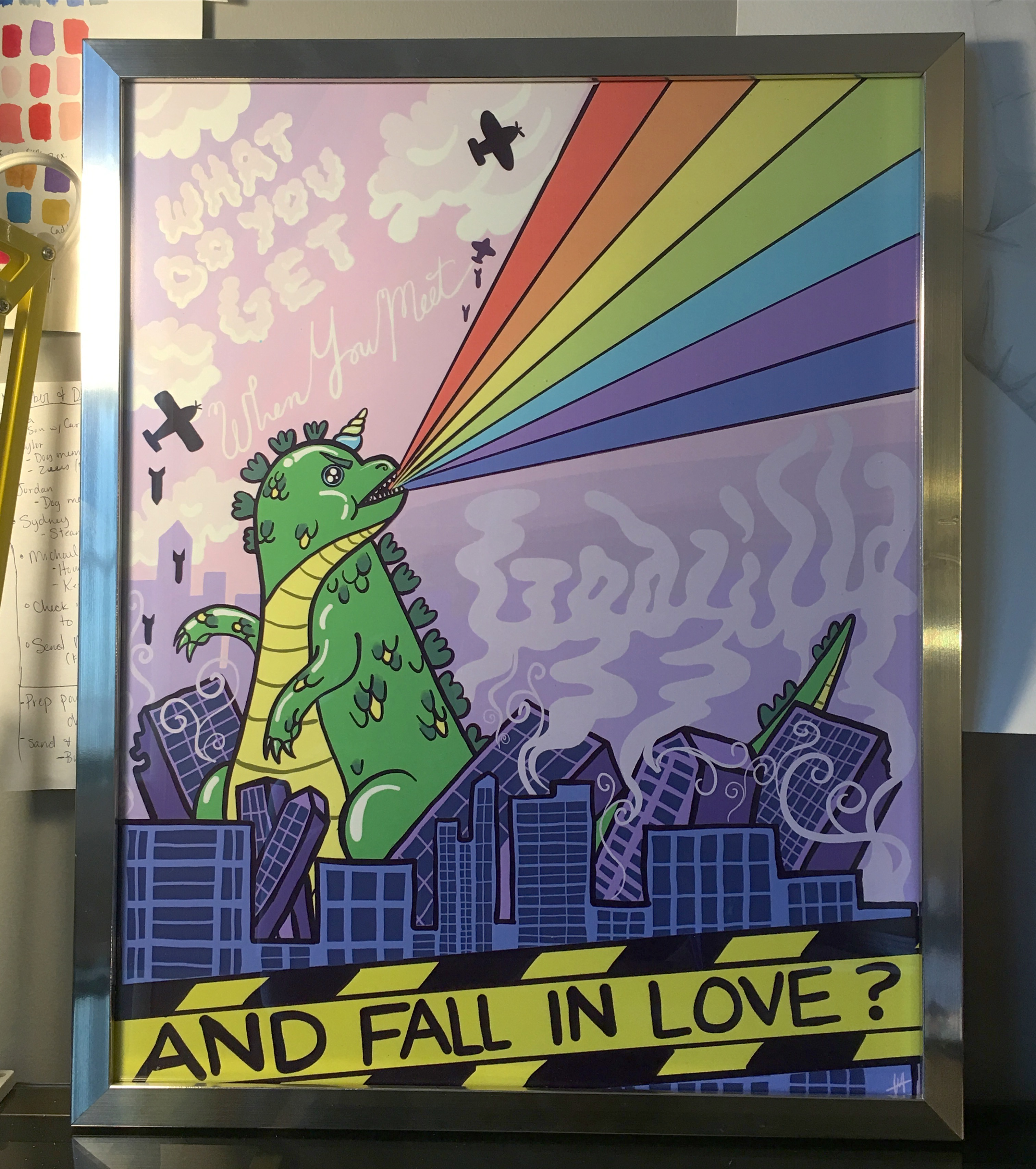 Kesha-Godzilla