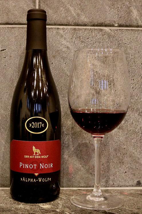 """""""Alpha Wolf"""" Pinot Noir 0,75ltr"""