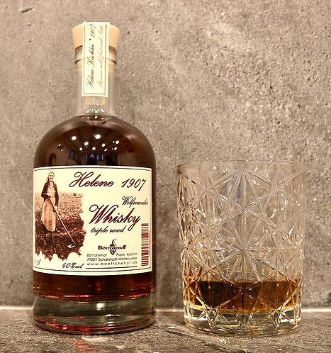 """Whisky """" Helene 1907""""  40%     0.50ltr"""