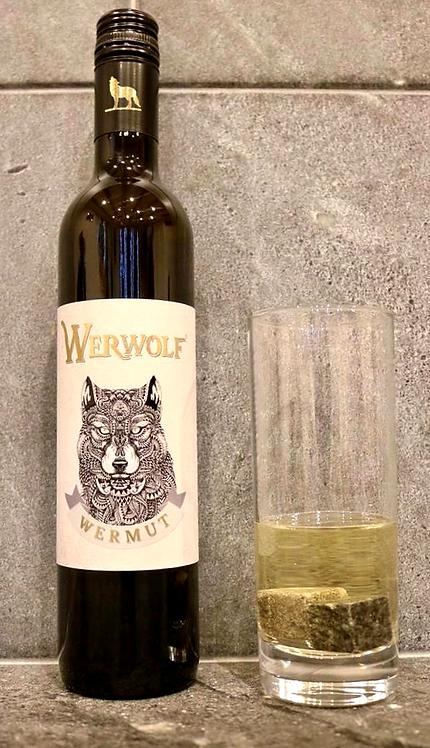 """""""Werwolf"""" Weisser Wermut 0,50ltr"""