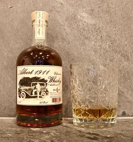 """Whisky """" Albert 1911""""  40%     0.50ltr"""