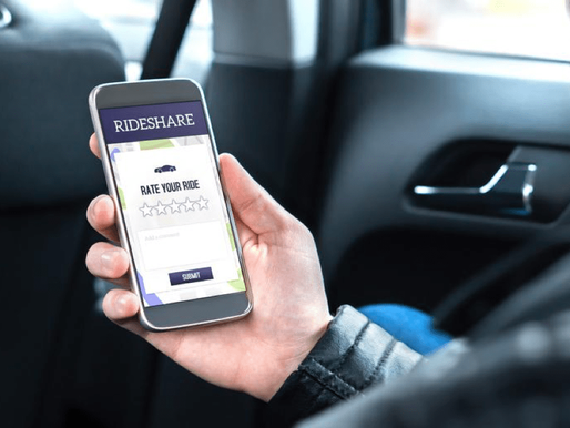 3 Tips for a Safe Ride Sharing Experience
