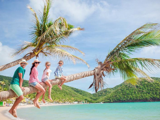 4 Tips for Planning a Family Trip