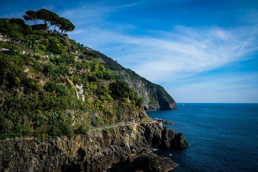 Amalfi Coast European Road Trip