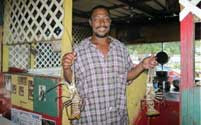 Jamaica's Lobster Dave