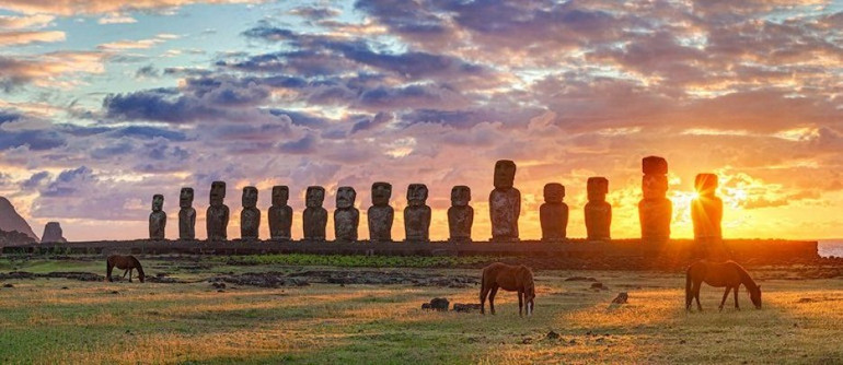 Easter Island : Chile travel