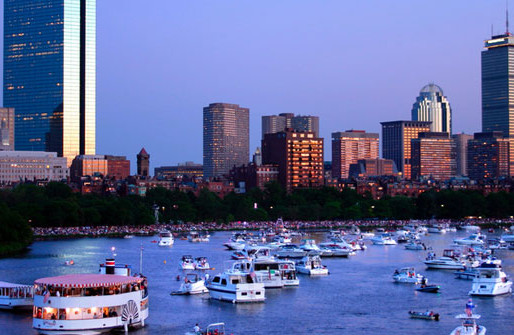 Boston – From the Outside Looking in