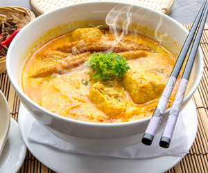 Cambodian cuisine and culinary tour to Cambodia