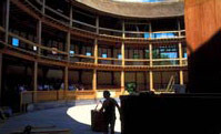 London Travel - Shakespeare's Globe Theatre