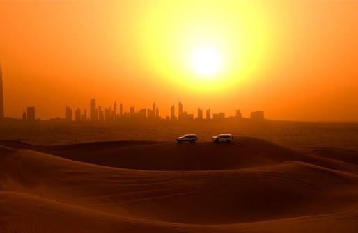 Timeless Beauty of Dubai
