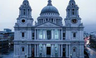 London Travel - St. Paul's Cathedral