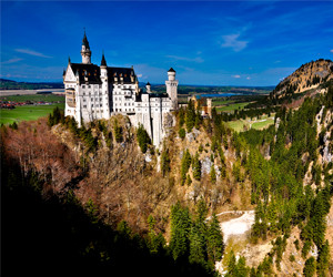 Neuschwanstein Castle, castles in germany, travel germany