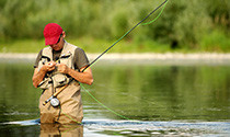 Fly Fishing - The Quiet Sport