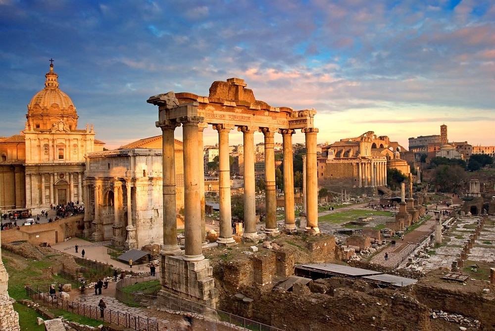 Guide to Seeing Rome - The Roman Forum, Rome 3 day itinerary