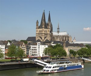 Who says a cycling vacation in Germany should be limited to just cycling?