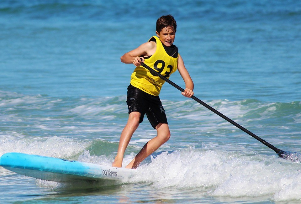Top 8 Things to Do in Hawaii - Stand Up Paddling
