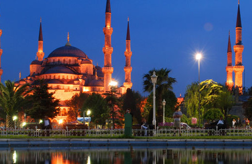 The Romantic Side of Istanbul, Turkey