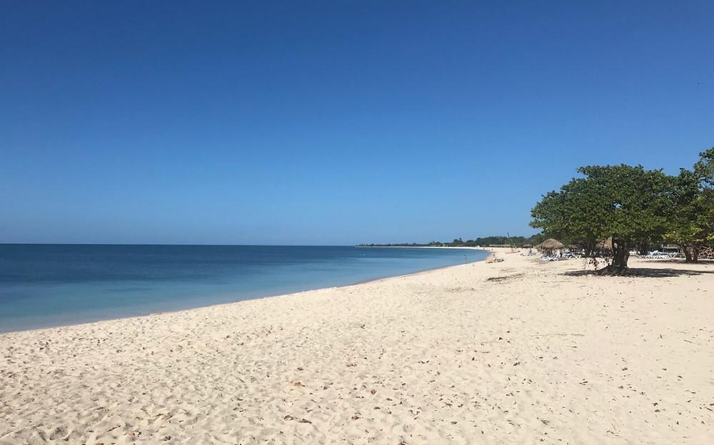 Best beaches in Cuba - Playa Ancon
