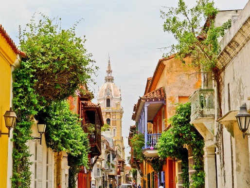 Quick Travel Guide   Colombia