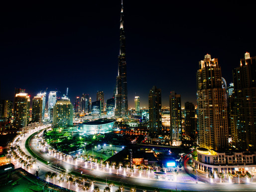 Dubai Itinerary – 3 Days in Dubai