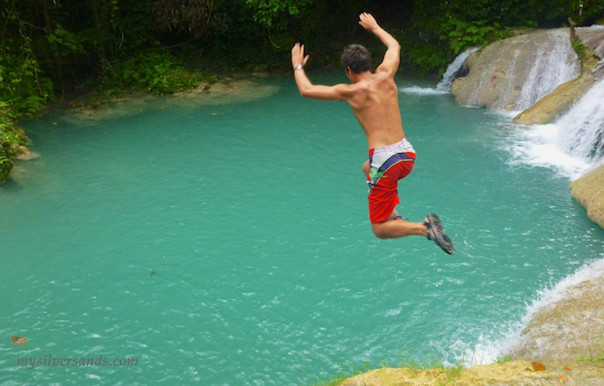 Jamaica - Blue Hole