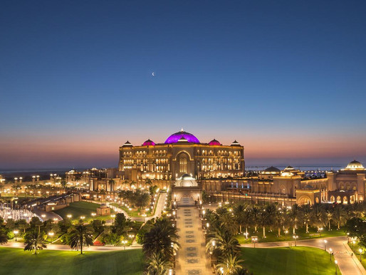 Quick Travel Guide | Abu Dhabi
