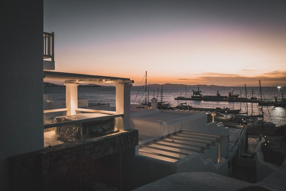 Best Nightlife: Mykonos