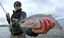 Fly Fishing in Alaska