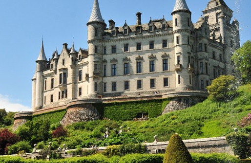 Storming Castles in Scotland
