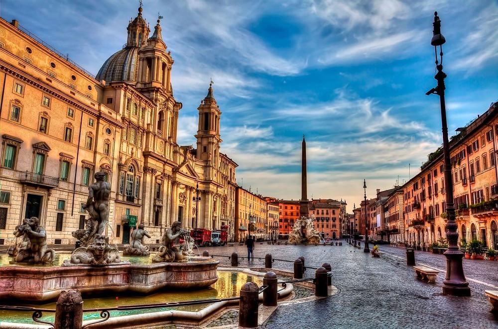 Honeymoon packages Rome