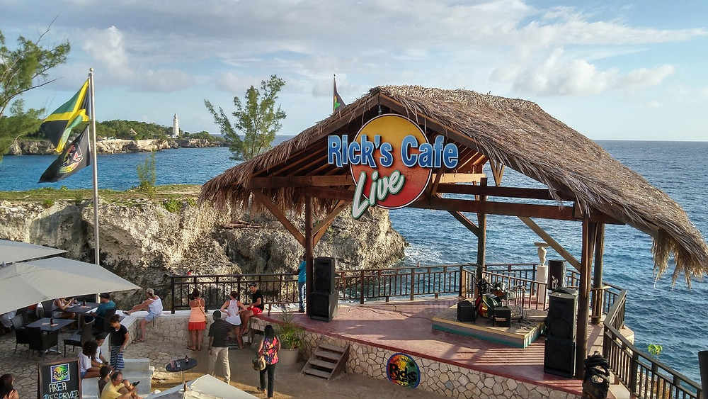 Jamaica - Ricks Cafe