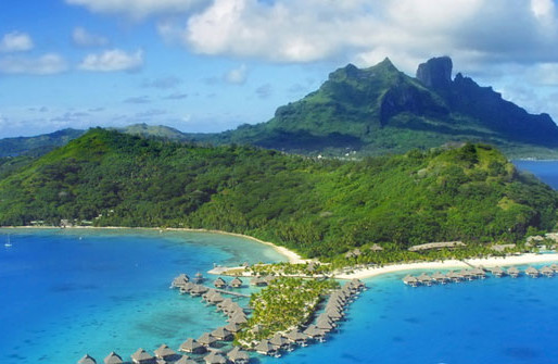 Bora Bora – Welcome to Dream Island