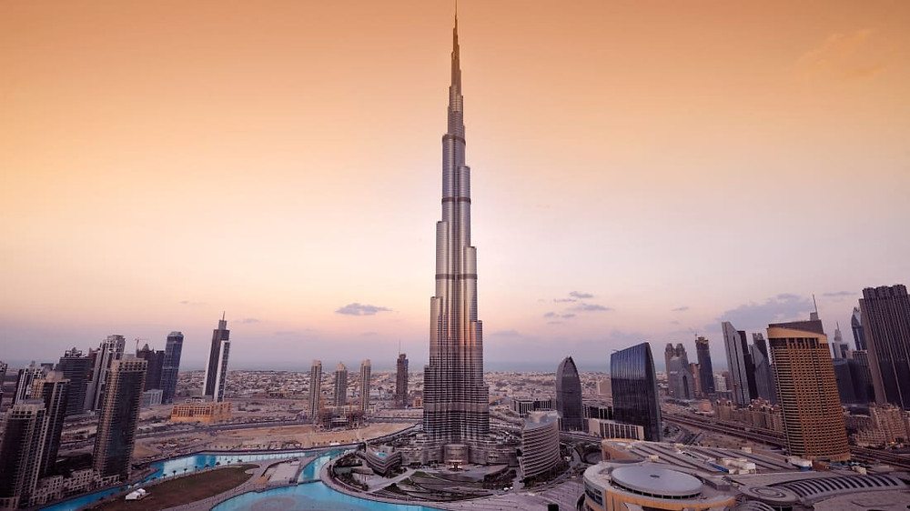 Amazing facts Dubai - World's tallest building - Burj Khalifa
