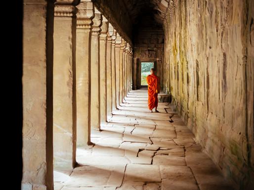 Temple Trekking in Cambodia