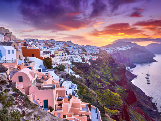 8 Top Greek Island Destinations