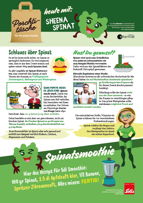 Gemüsemorgen mit Spinatsmoothie 🏋️♂️