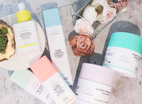 Top 4 Products From the Drunk Elephant Skincare Range