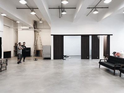 Photography Studio, Hong Kong