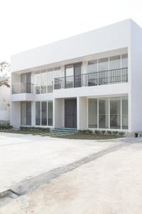 十六格子房 | 16-Grid House, China