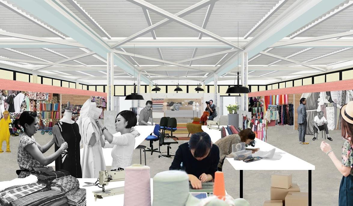 'Pang Jai' Textile Culture Center